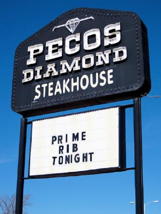 Pecos Diamond Steakhouse