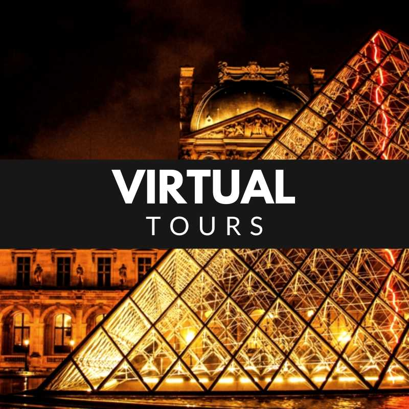 Virtual Tours - Louvre Museum